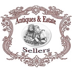 Antiques & Estate Sellers Logo