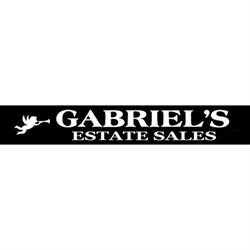 Gabriel's Estate Sales & Auctioneers Logo