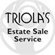 Triolas Estate Sale & Apprasial Service Logo