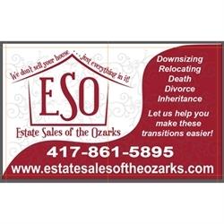 Estate Sales of the Ozarks
