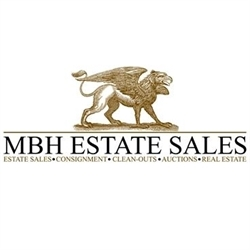 MBH Estate Sales Logo