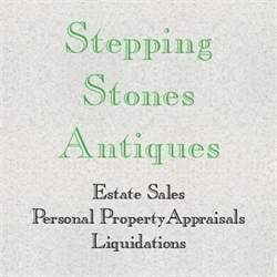Stepping Stones Antiques LLC Logo