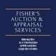 Chris Fisher Estate Brokers Logo