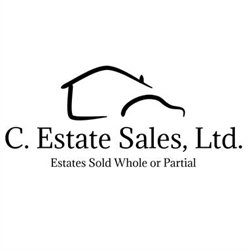 C.Estate Sales Logo