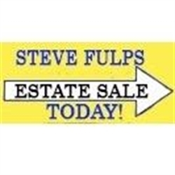 Steve Fulps Estate & Moving Sales Logo
