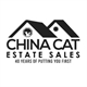China Cat Estate Sales Logo