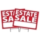 Estate Sales By Joe Pete Logo