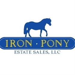 Iron Pony Estate Sales, LLC Logo