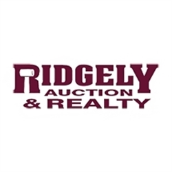 Ridgely Auction, Realty & Estate Sales - FL# 4804 Logo