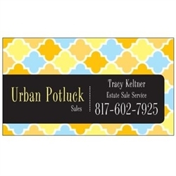 Urban Potluck Sales Logo