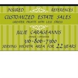 Customized Estate Sales Logo