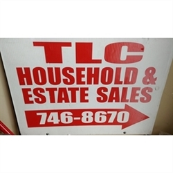 TLC, Household and Estate Sales/Appraisal Services