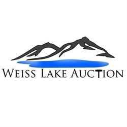 Weiss Lake Auction LLC Logo
