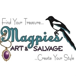 Magpie's Art & Salvage Logo