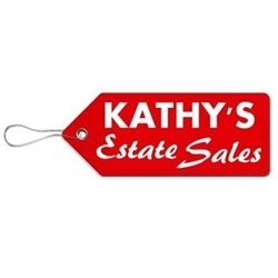 Kathy's Estate Sales, LLC Logo
