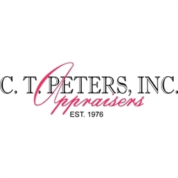 C. T. Peters Inc., Appraisers Logo