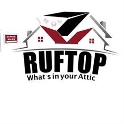 Ruftop Estate Sales Logo