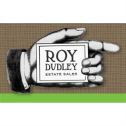 Roy Dudley Estate Sales Logo