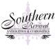 Southern Revival Antiquities And Curiosities Logo