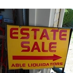 Able Estate Liquidators Logo