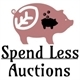 Spend Less Auctions Logo