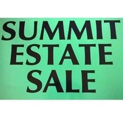 Summit Estate Sales