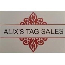 Alix's Tag Sales