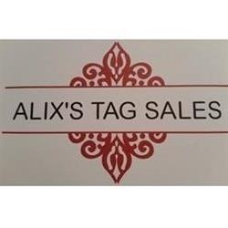 Alix's Tag Sales Logo
