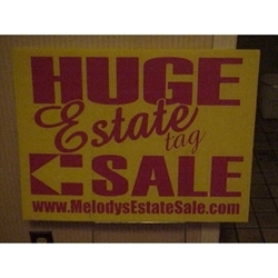 Melody's Whole House Estate Sale Logo