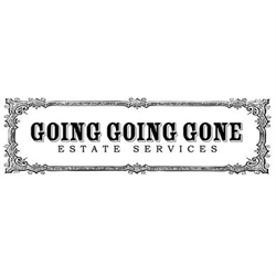 Going Going Gone Estate Services Inc. Logo