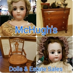 McHugh's Estate Sales Logo