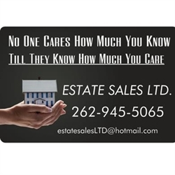 Estate Sales Ltd. Logo