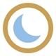 Blue Moon Estate Sales of Wilmington, NC Logo