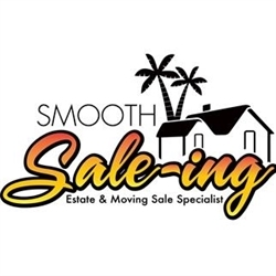 Smooth Sale-ing Estate Sales Logo