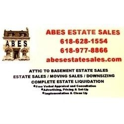 ABES Estate Sales Logo