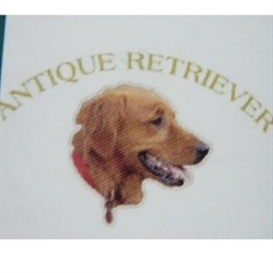 Antique Retriever Logo
