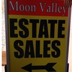 Moon Valley Estate Sales Logo