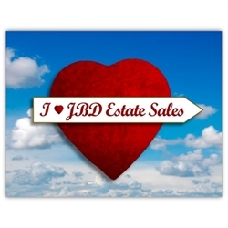 JBD Estate Sales Logo