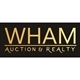 WHAM Auction & Realty Logo