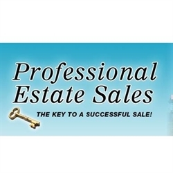 Professional Estate Sales LLC Logo