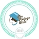 The Vintage Girls Estate Sales A Division Of A Crazy Love Estate Sales Logo