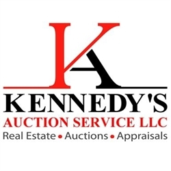 Kennedy's Auction Service LLC. Logo