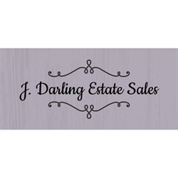 J. Darling Estate Sales Logo