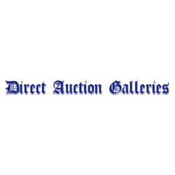 Direct Auction Galleries, Inc. Logo