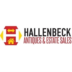 Hallenbeck Antiques & Estate Sales Logo