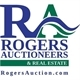 Rogers Auctioneers, Inc. Logo