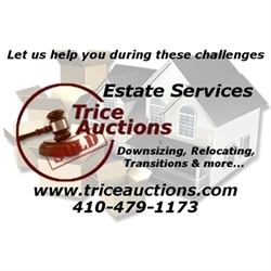 Trice Auctions Logo