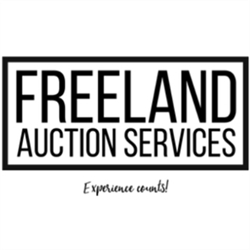 Freeland Auction Services Logo