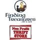 Finding Treasures Logo