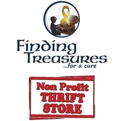 Finding Treasures Logo